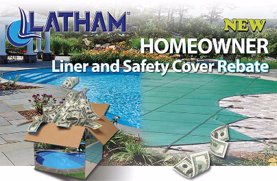 $200 Consumer Swimming Pool upgrade rebate